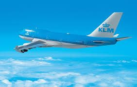 Where does KLM fly to?