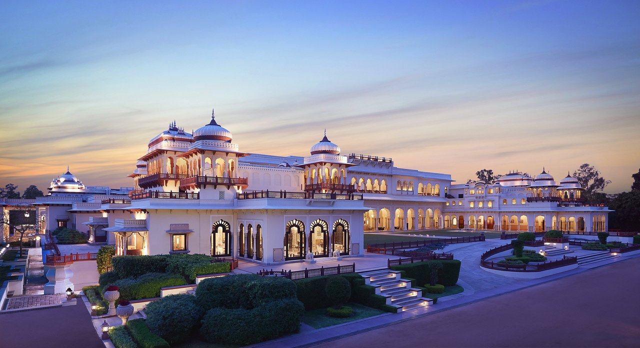 Top 5 Luxurious Hotels to Stay in Jaipur during Covid-19