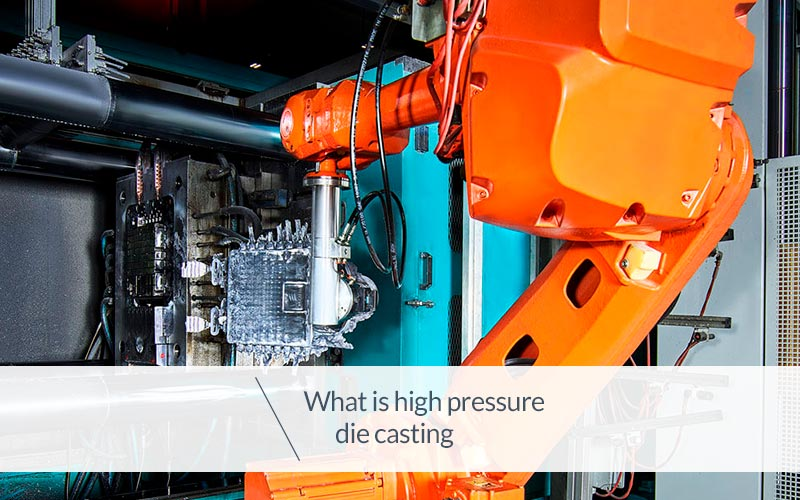 Knowing in details about pressure die casting