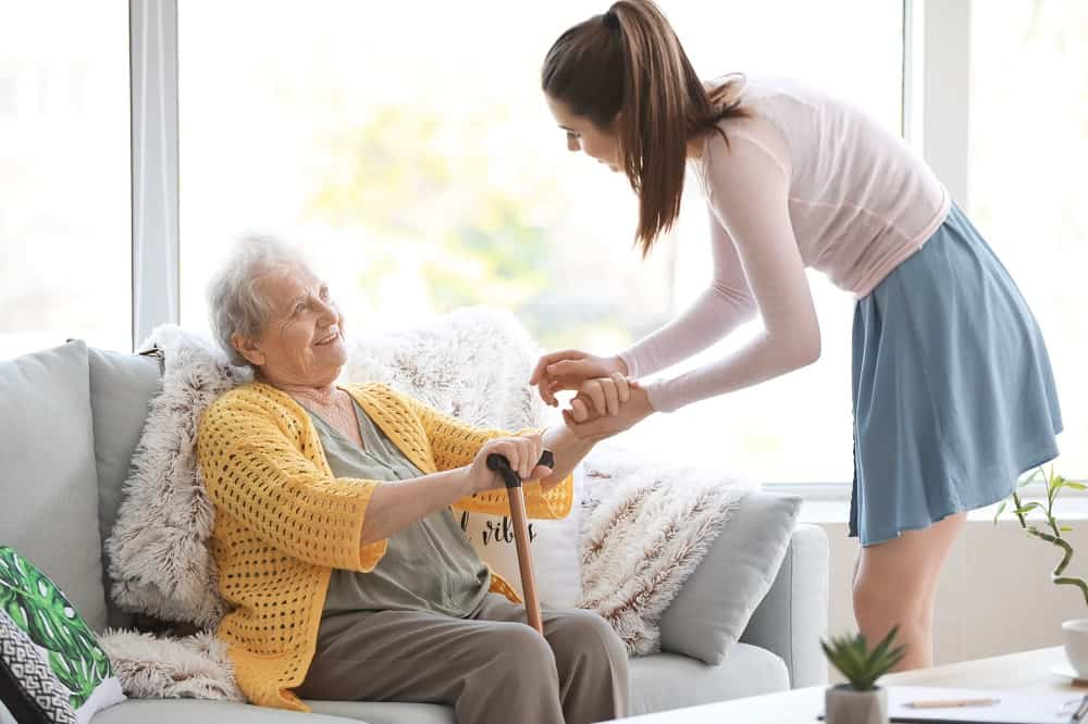 The Live-in Caregiver