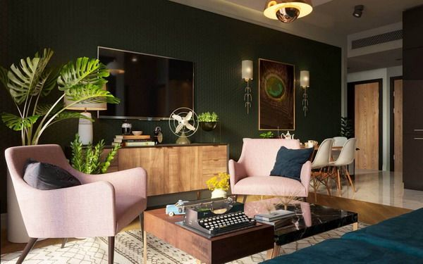 New trends in home decoration